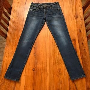 KUT from the Kloth Skinny Blue Jeans Size 2